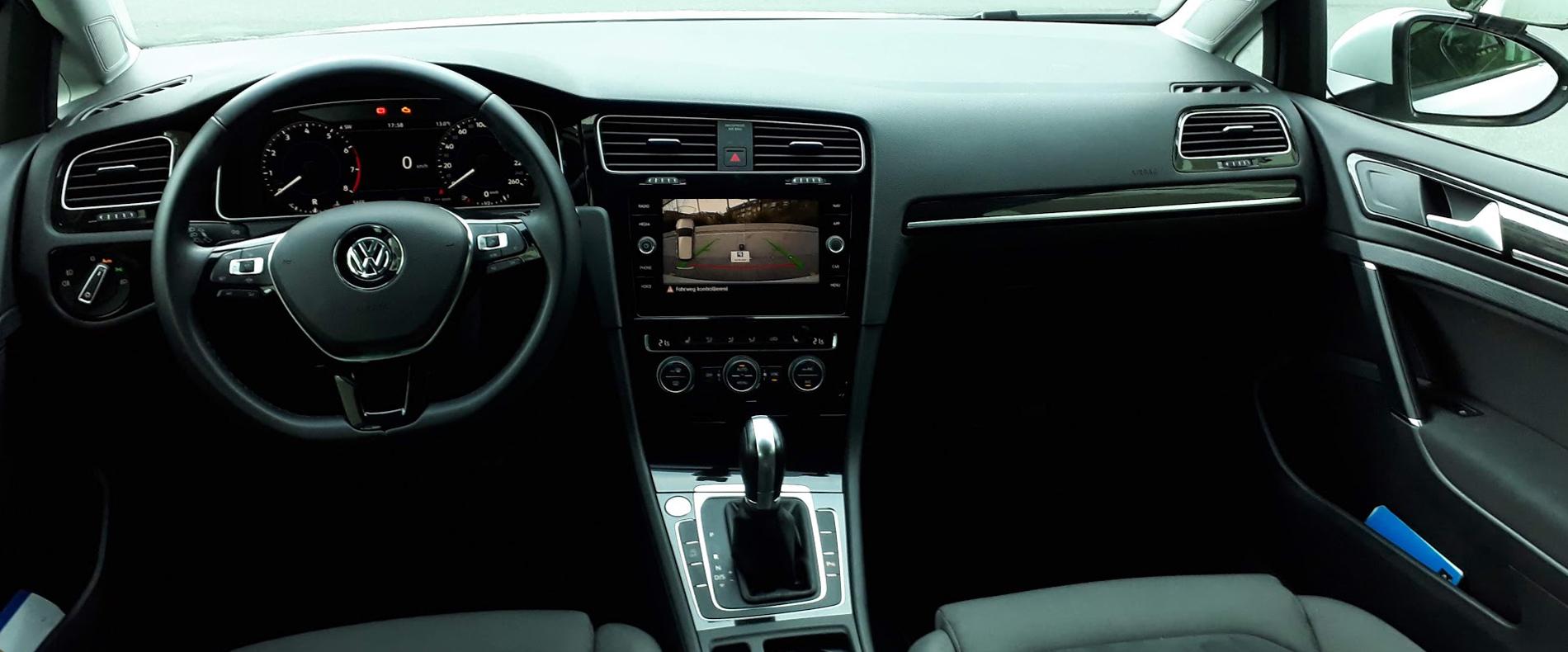 Auto von Innen VW