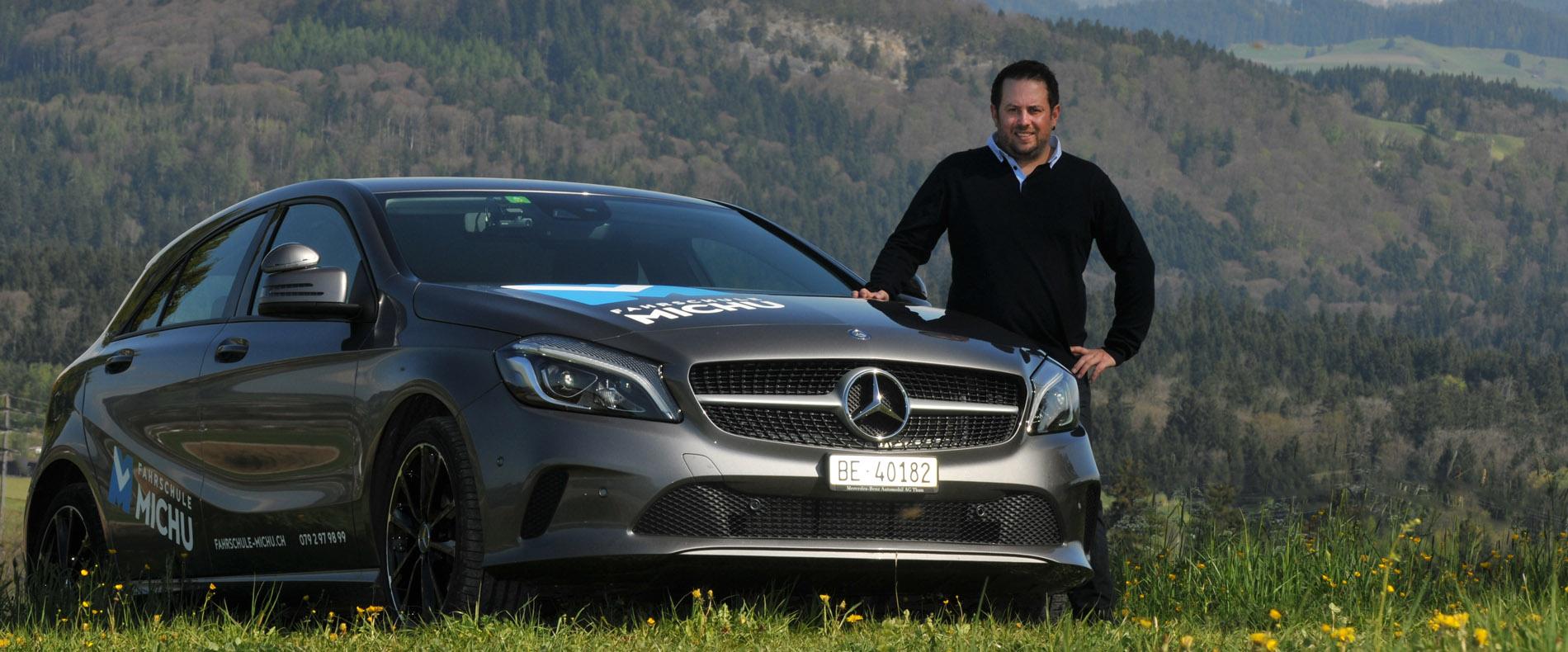 Weiterbildung für Führerausweisinhaber Michu Thun